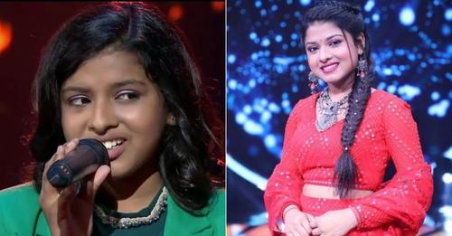 महज 10 साल की उम्र में जीता था सारेगामापा का शो, अब Indian idol 12 सीजन की फर्स्ट रनरअप अरुणिता