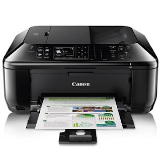 Canon PIXMA MX522 Printer Driver Download and Setup