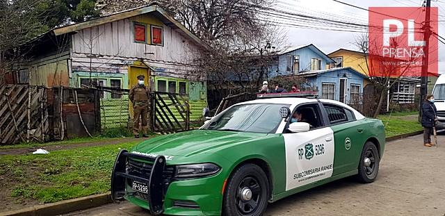 Osorno: encuentran cuerpo sin vida de vecino de Rahue bajo