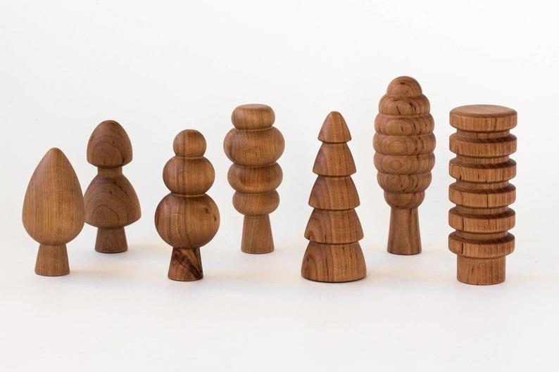 wanderwood co raw wooden trees