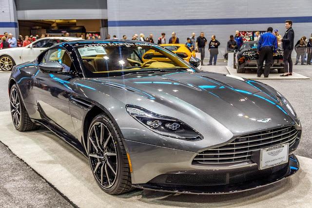 Only Aston Martin.
