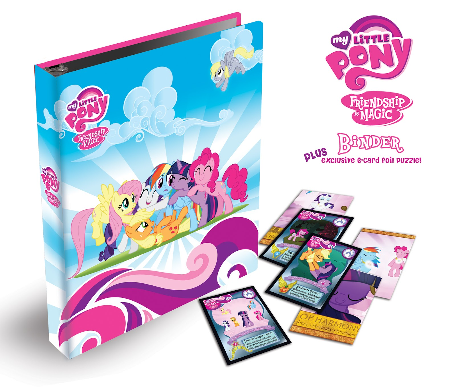 MLP Stuff!: Pony Trading Card Official