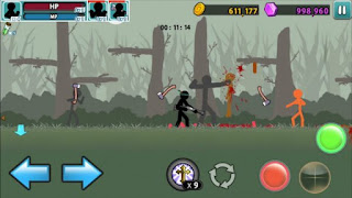 Anger of Stick 5 Apk v1.1.1 Mod (Unlimited Money)