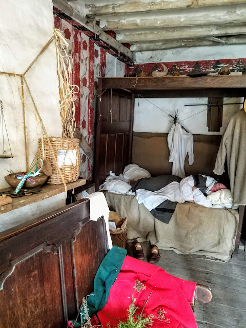 kentwell hall still room