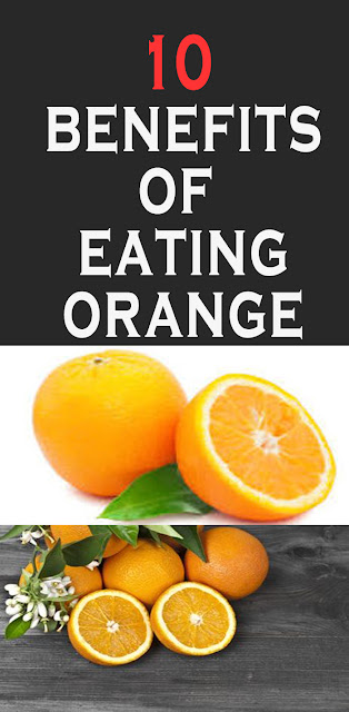 10 Health Benefits of Eating Oranges
