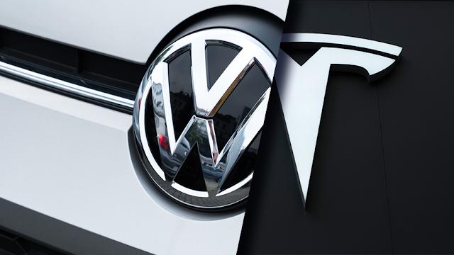 Volkswagen desafía a Tesla; planea subcompacto eléctrico
