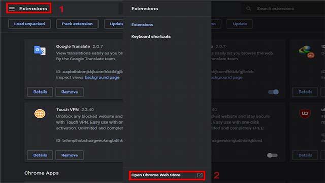 Cara Membuka situs yang di Blokir di google chrome