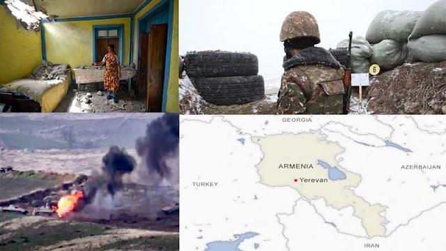 Armenia Azerbaijan latest news