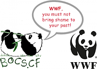 Does WWF blame Hungarians with the blindfolds on? (The playful panda BOCS corrects WWF), Cost-effective offset of residual carbon emissions, Carbon-neutral website, GoForZeroCO2