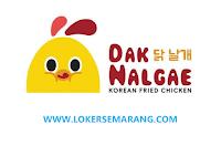 Lowongan Kerja Terbaru di Dak Nalgae Korean Fried Chicken Tembalang & Erlangga