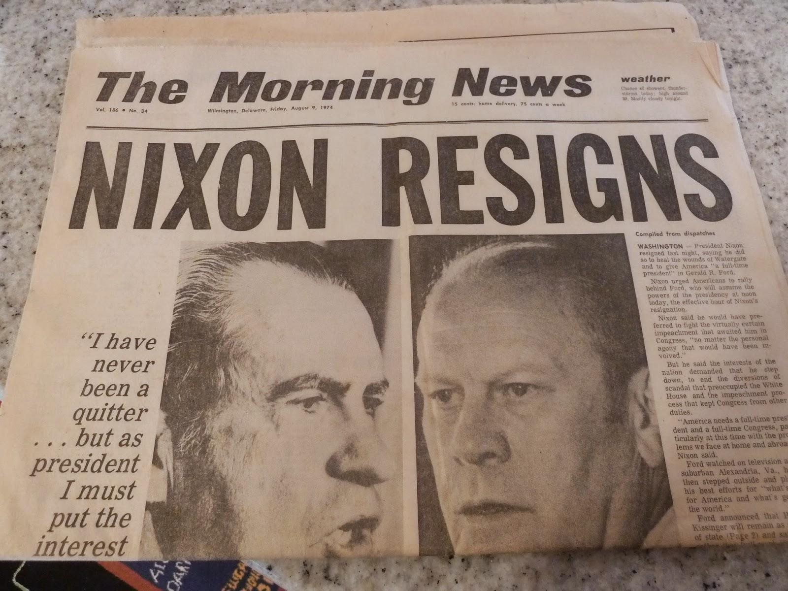 Nixon Administration Cabinet All This Is That Presidents Of The United States Of America