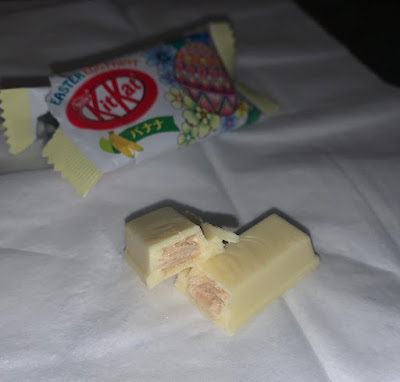 Kit Kat Easter Egg Paint Banana