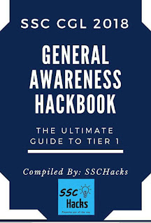 SSC Hacks General Awareness pdf free download
