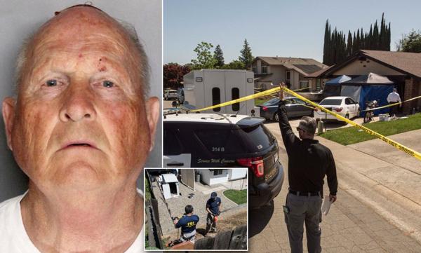 Asesino en serie enfrenta justicia de California