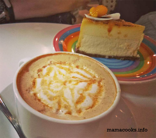 C's Cafe by L'Fisher - Bacolod cafe - creme brulee cheesecake