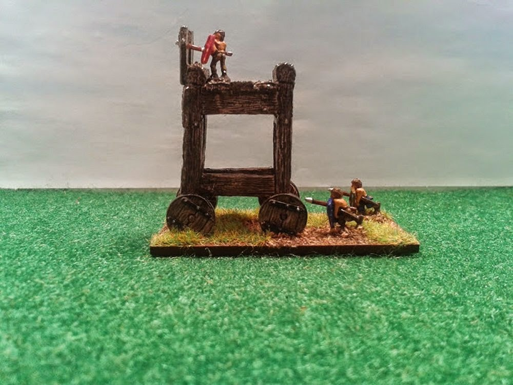 Siege Tower with Gauls picture 1