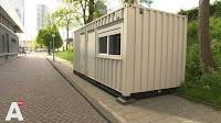 Αμστερνταμ: Εκλεισε δωμάτιο μέσω Airbnb και ήταν κοντέινερ