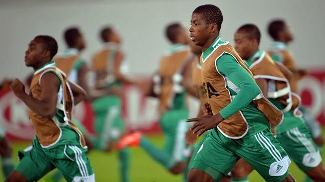 Nigeria U-17 Coach: My attack Kelechi Iheanacho can destroy any team on their day
