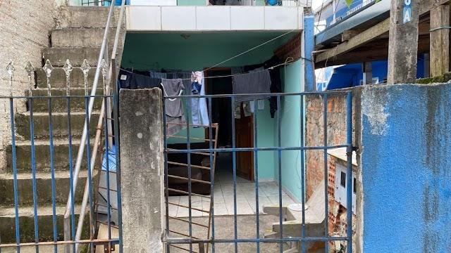 Marido e mulher grávida são executados de forma brutal na Vila Zumbi em Colombo