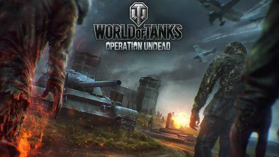 World of Tanks: Operation Undead