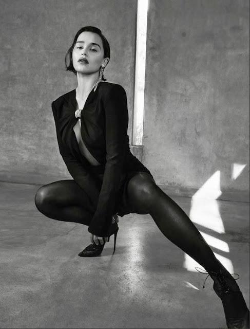 Emilia Clarke Jennifer Clarke