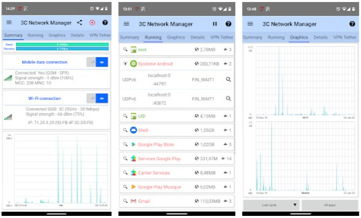 3C Network Manager Pro Apk