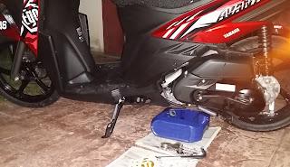 Yamaha ego advantiz drain plug