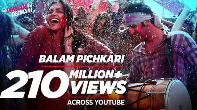 बलम पिचकारी Balam Pichkari Lyrics - Vishal Dadlani
