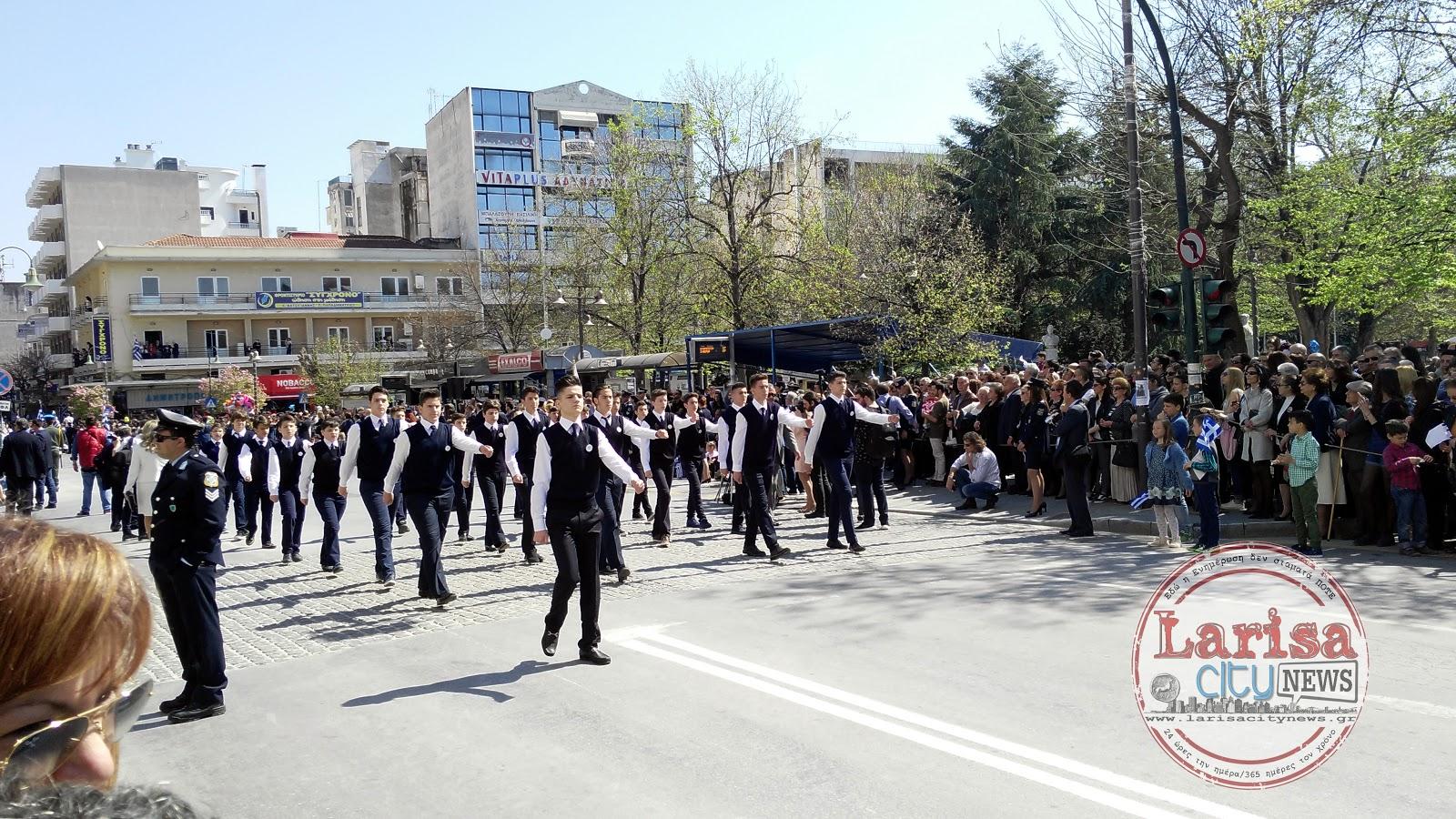 Η Λάρισα τιμά την Εθνική Επέτειο του ΟΧΙ – Στις 11.30 π.μ. η παρέλαση