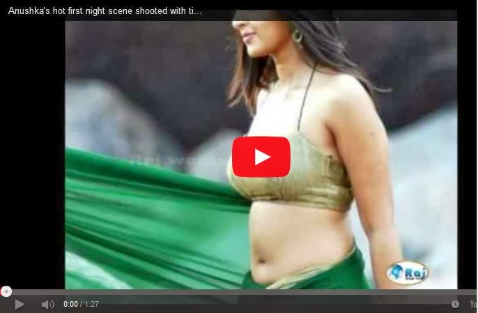 Anushkas Hot First Night Scene Shooted With Tight -1324
