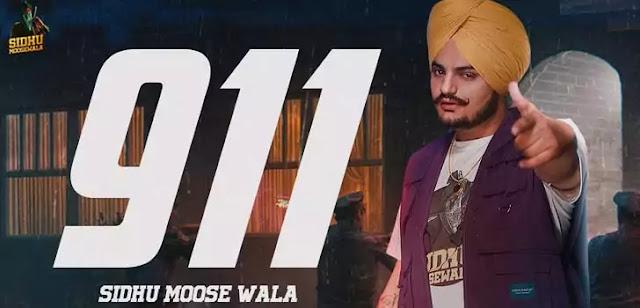 911 LYRICS – SIDHU MOOSE WALA | NewLyricsMedia.com