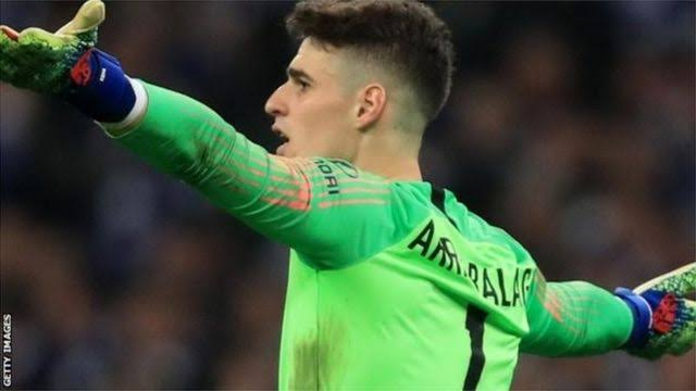 'World's most expensive goalkeeper Still he can't save anything: Darren Bent rants on Kepa