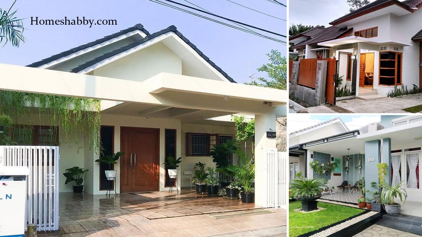 Inspirasi Model Dak Teras Rumah Minimalis Modern Homeshabby Com Design Home Plans Home Decorating And Interior Design Model dak teras rumah