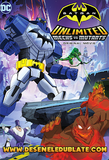 Batman Unlimited: Mechs vs. Mutants (2016) online subtitrat