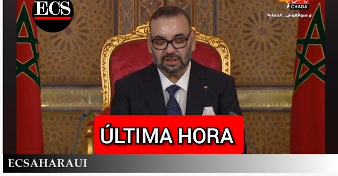 Mohamed VI ignora por primera vez al Sáhara Occidental en su Discurso del Trono marcado por halagos hacia Argelia.