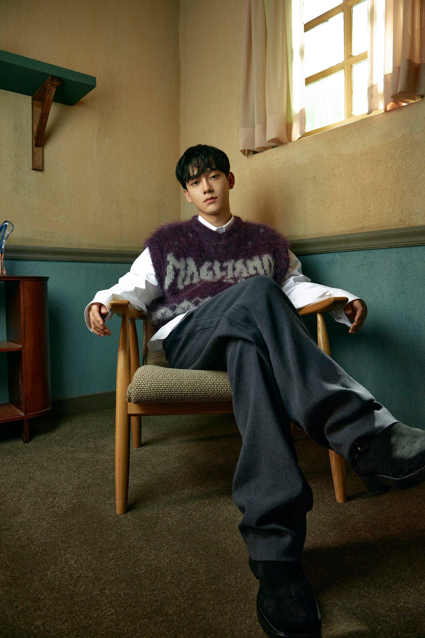EXO's Chen Reveals Melancholy Teaser for Single 'Hello'