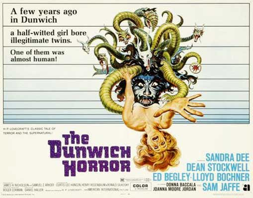 Poster de The Dunwich Horror 1970