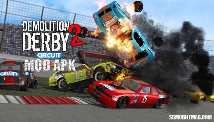Demolition Derby 2 Mod APK, Demolition Derby 2 Mod APK Download