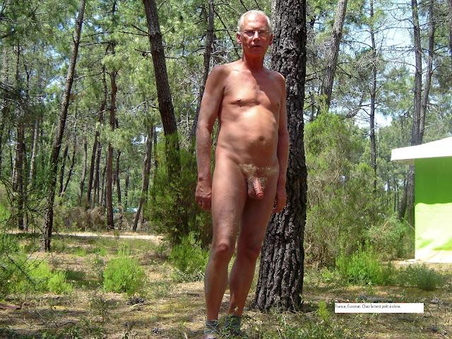 Naturisme dans le bois d' EURONAT