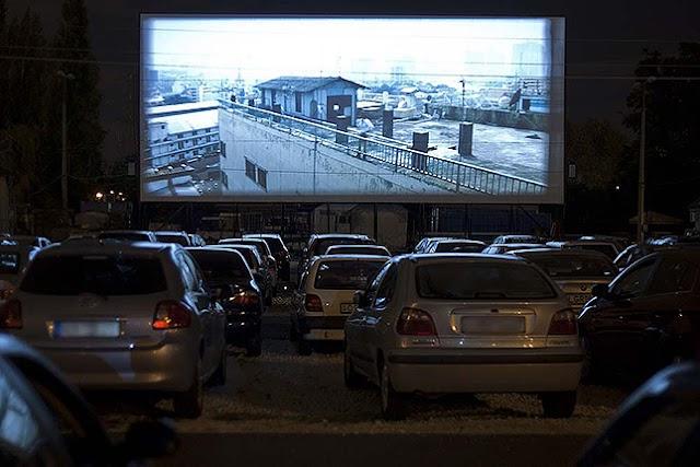 Terjedőben az autósmozik Magyarországon