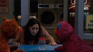 Telly, Baby Bear, Leela, Sesame Street Episode 4410 Firefly Show season 44