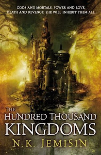 Review: Hundred Thousand Kingdoms by N.K. Jemisin