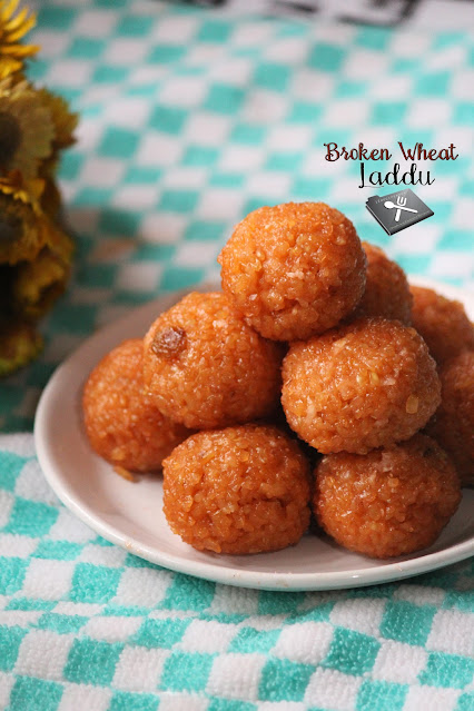 wheat-ladoo