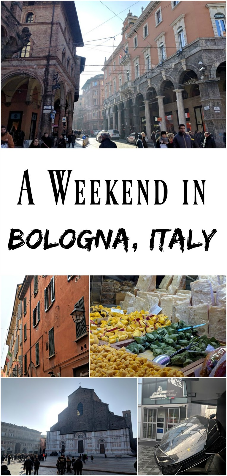 GUIDE: A luxury weekend in Bologna, Italy's prettiest city! Bologna is home to one of the oldest University's in the world, and the oldest in Europe. It's a pretty city with almost 40km of Porticoes, plenty to see and do, and a thriving foodie scene.