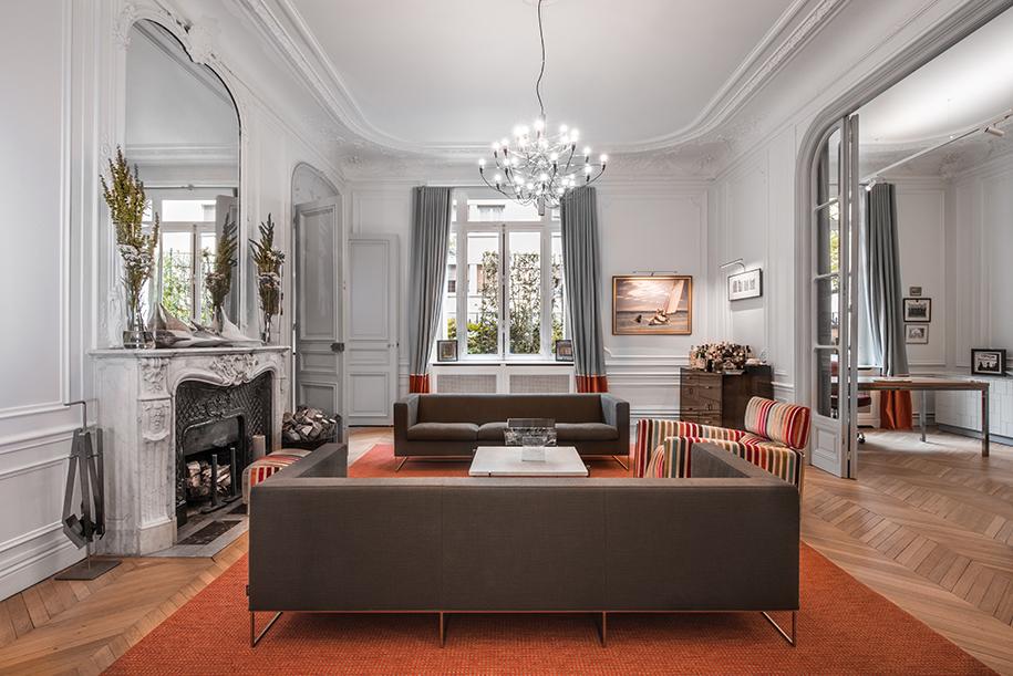 Apartment renovation in Neuilly-sur-Seine, Paris by R.C.TECH