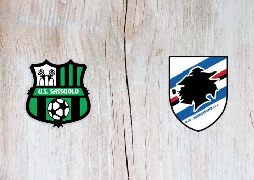 Sassuolo vs Sampdoria -Highlights 24 April 2021