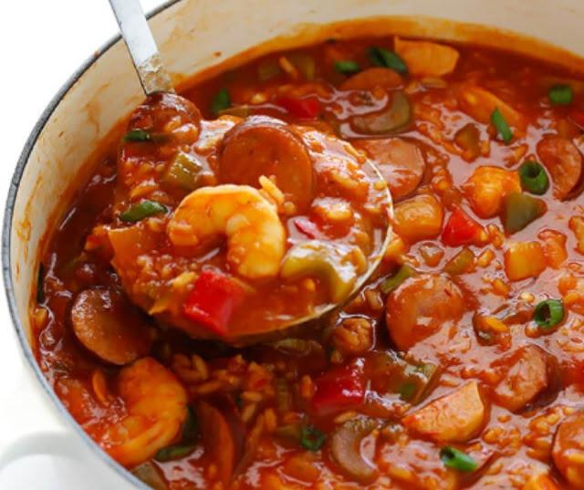 Jambalaya Soup