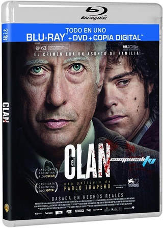 El Clan (2015) HD 1080p Latino