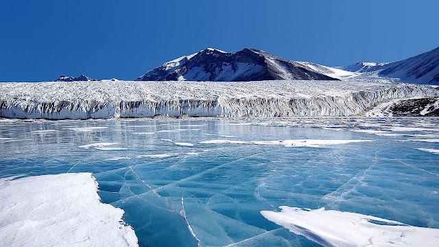 Misteri Terbesar Antartika