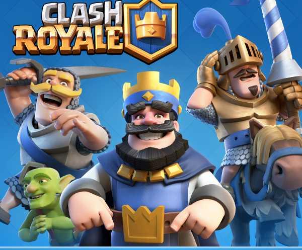 تحميل لعبة كلاش رويال Clash Royale apk اخر اصدار للاندرويد